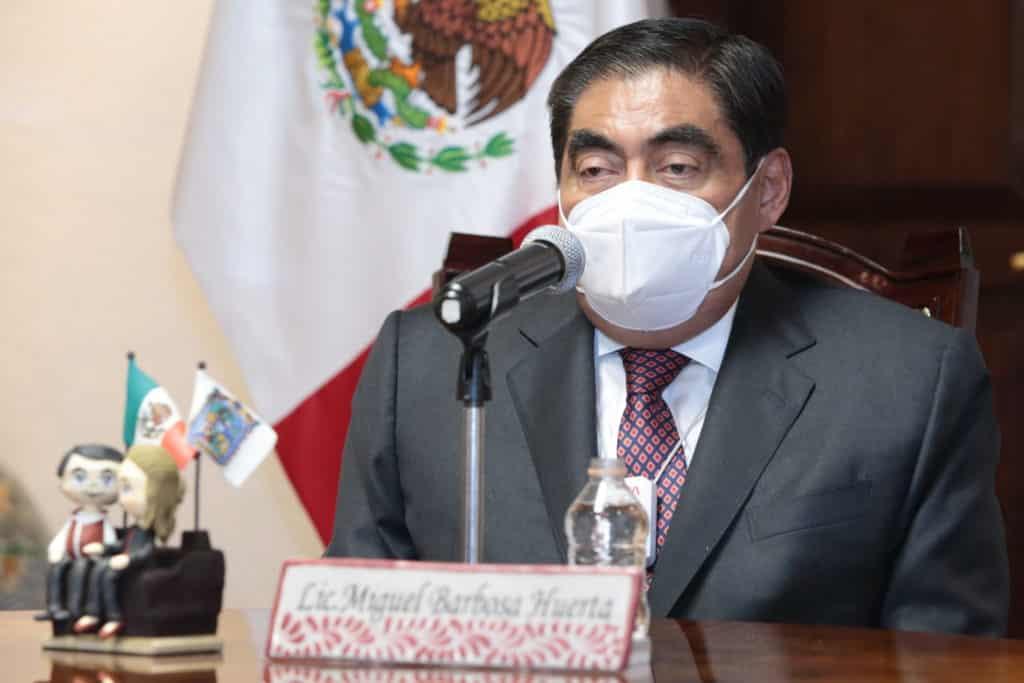 Miguel Barbosa presume cero deuda