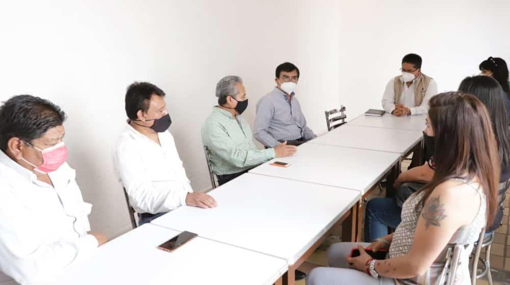 Maestros muestran su apoyo al proyecto de Gabriel del Monte