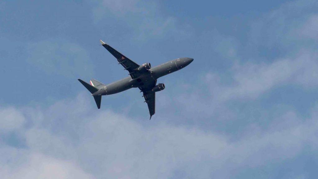 SCT niega incidente de aviones