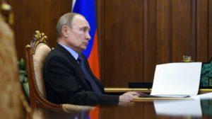 Vladimir Putin presidente hasta 2036
