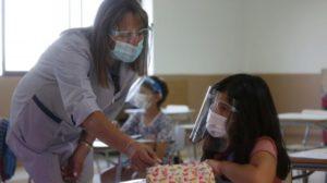 campaña de vacunación a maestras y maestros en México