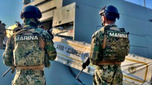 elementos de la Marina acusados de desaparición forzada