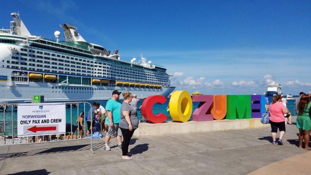 Cruceros de Royal Caribbean en Cozumel