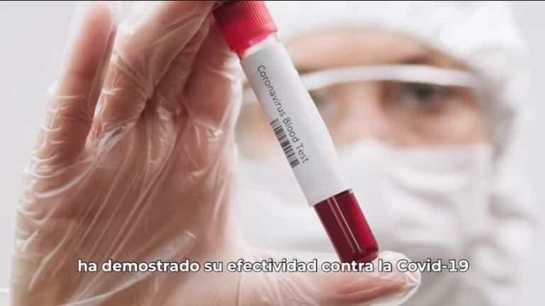 Patria vacuna mexicana contra COVID-19