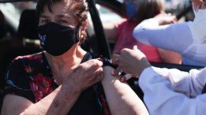 segunda dosis de vacuna Sinovac en Tijuana