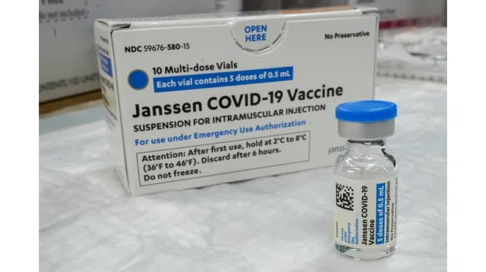 vacuna de Johnson & Johnson coágulos