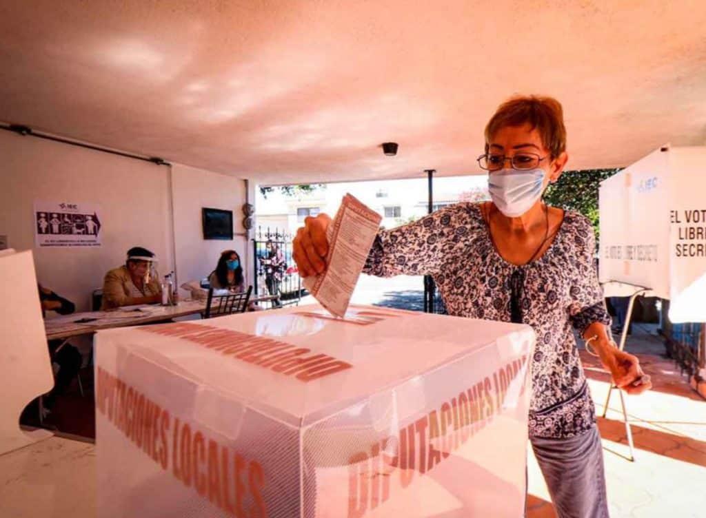 Elecciones 2021 tuvieron 52.6% de participación ciudadana