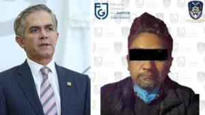 Detienen a Edgar Oswaldo Tungüí Ramírez