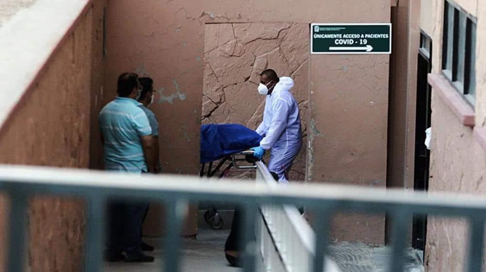 Chihuahua acumula 6 mil 781 muertes por COVID-19