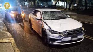 atropelló y mató a dos mujeres en Azcapotzalco