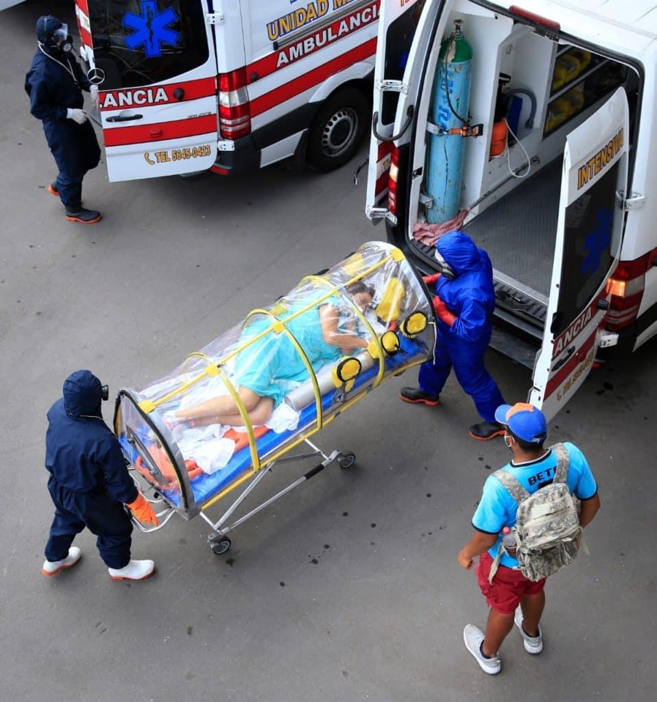 Autódromo Hermanos Rodríguez cumple un año de ser Hospital COVID