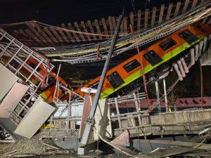cifra de muertos tras accidente en Línea 12 del Metro