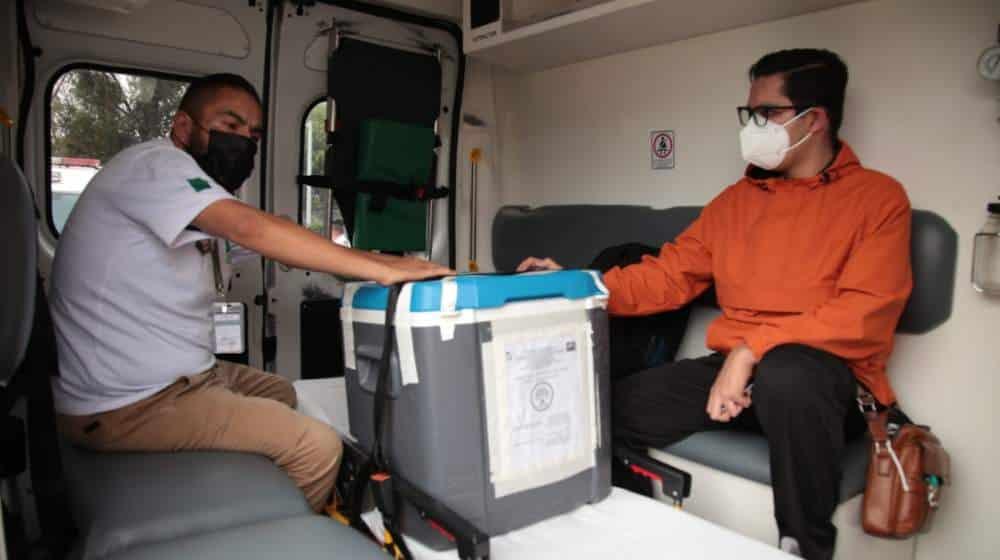 trasplante de corazón del año en el Hospital de La Raza