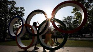 transmisión de los Juegos Olímpicos de Tokyo