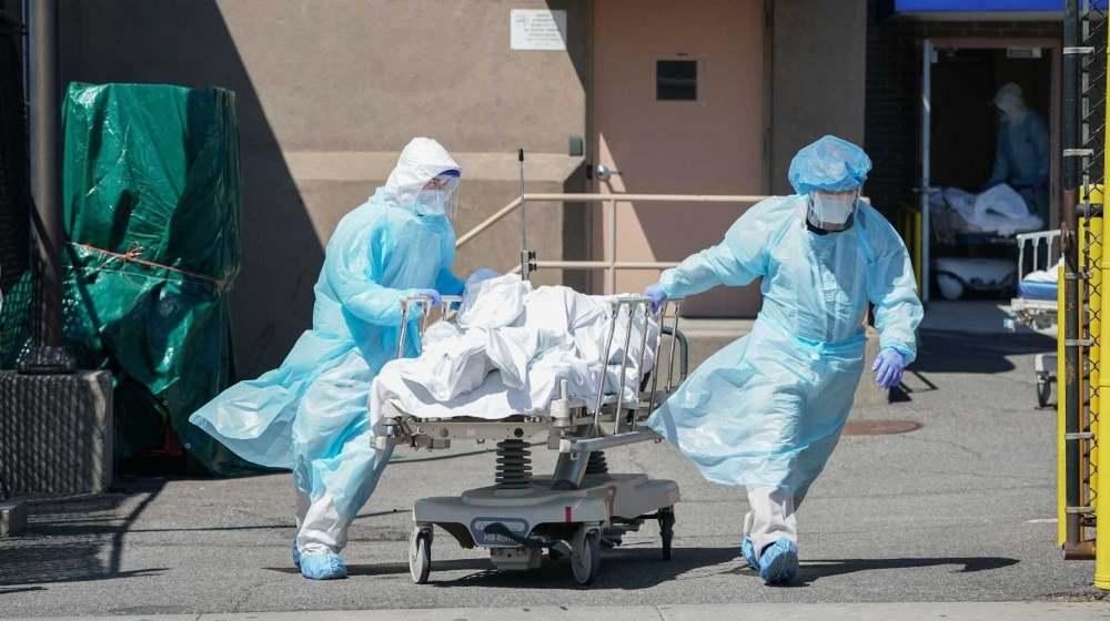 Estados Unidos llega a 600 mil muertes por COVID-19
