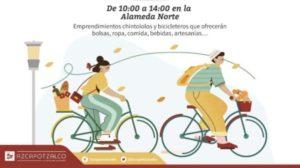 Pícnic sobre ruedas en Azcapotzalco