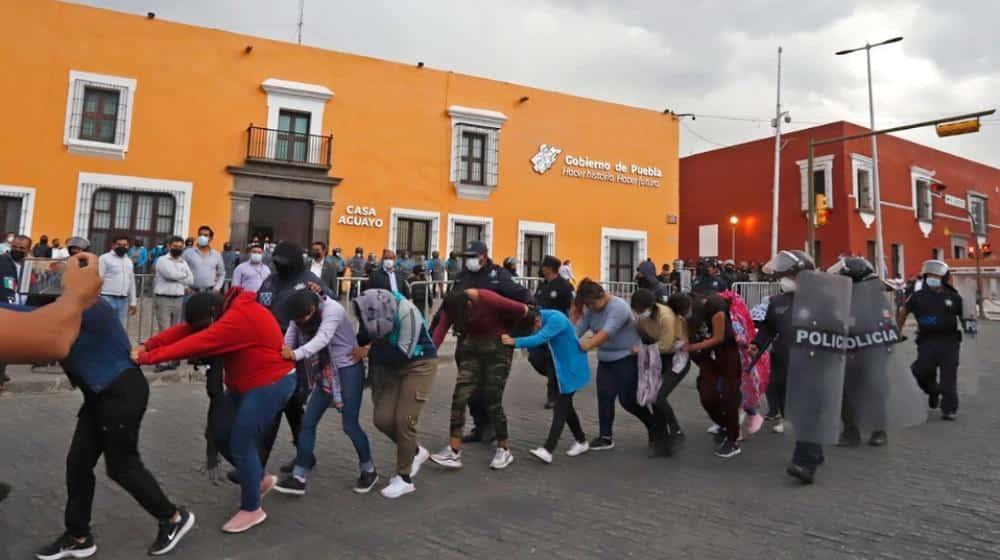 Qué pasa en Puebla previo a las elecciones