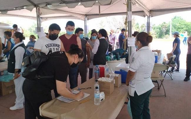aplican más de 200 mil vacunas contra COVID-19 en Baja California
