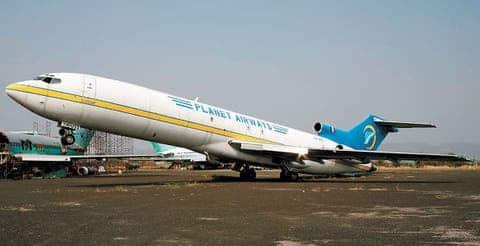 Abandonan avión en Aeropuerto de Cuernavaca