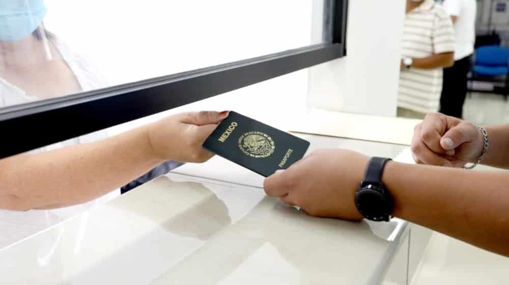 fraude en el trámite de pasaporte