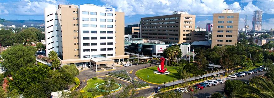 Médica Sur celebra 40 aniversario