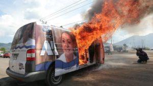 violencia en tiempos electorales