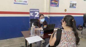 personas refugiadas y solicitantes de asilo en Tapachula