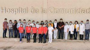 Hospital de la Comunidad de Tlacoapa