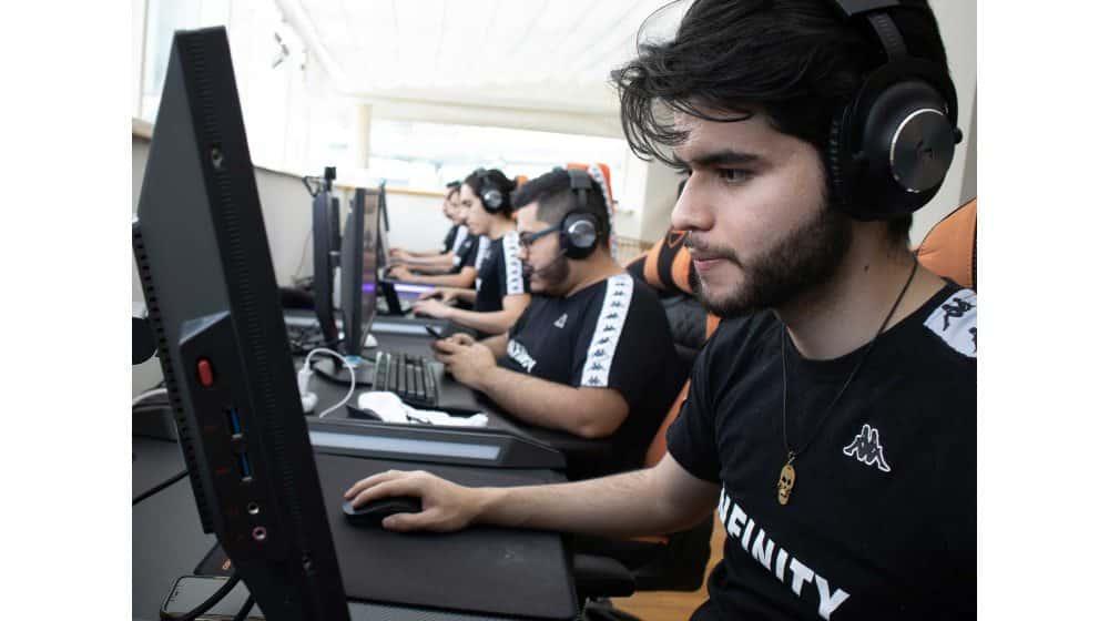 INFINITY estrena Gaming House