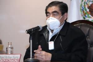Puebla anuncia nuevas medidas sanitarias
