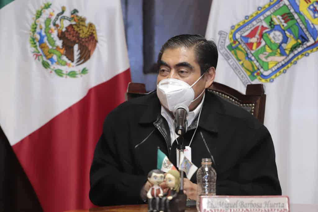 Puebla, sin rezago en la aplicación de vacunas