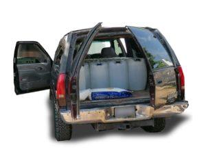 decomisan vehículos cargados con droga y químicos en Culiacán