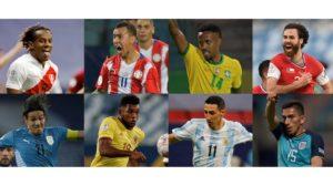 álbum digital Panini de la Copa América