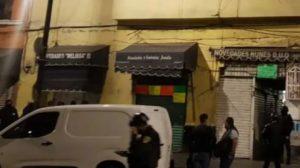 decomisan droga tras cateo en el Centro Histórico