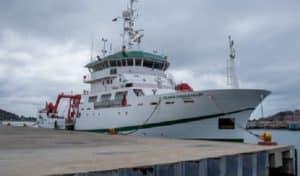 México y EUA investigan pesquerías sustentables en corriente de California