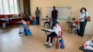 regreso a clases presenciales en Baja California