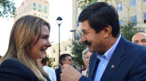 roces entre Maru Campos y Javier Corral