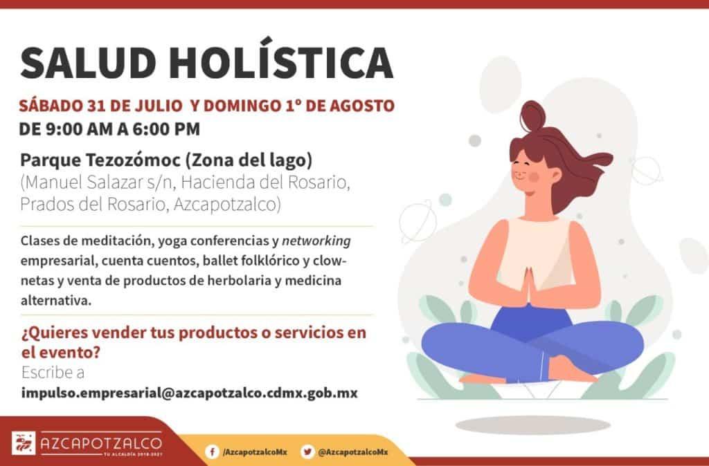 salud holística en Azcapotzalco