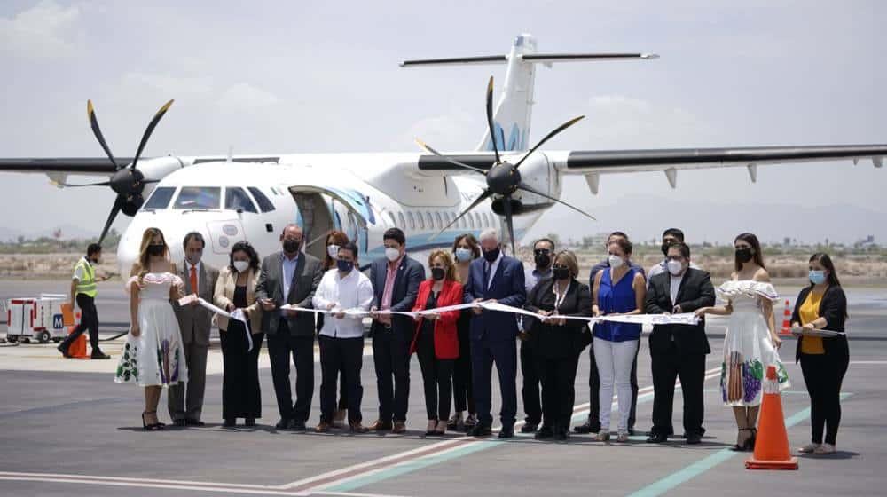 vuelo Torreón-Monterrey
