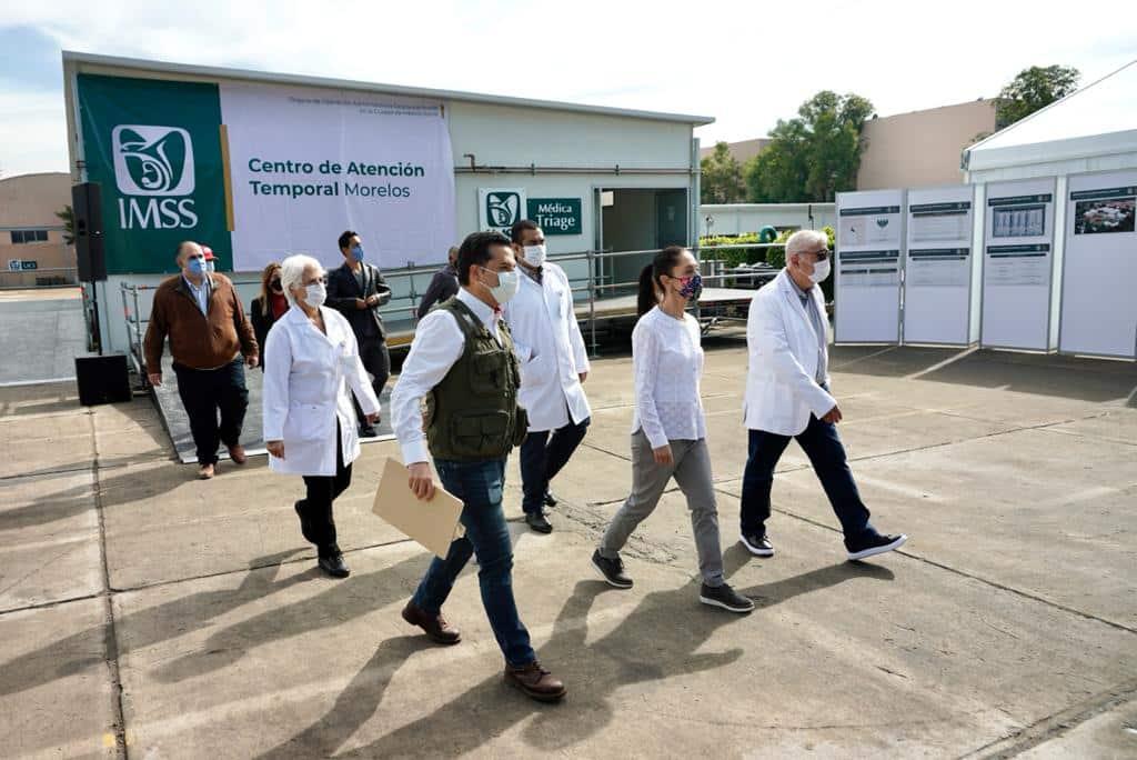 Centro de Atención Temporal Morelos