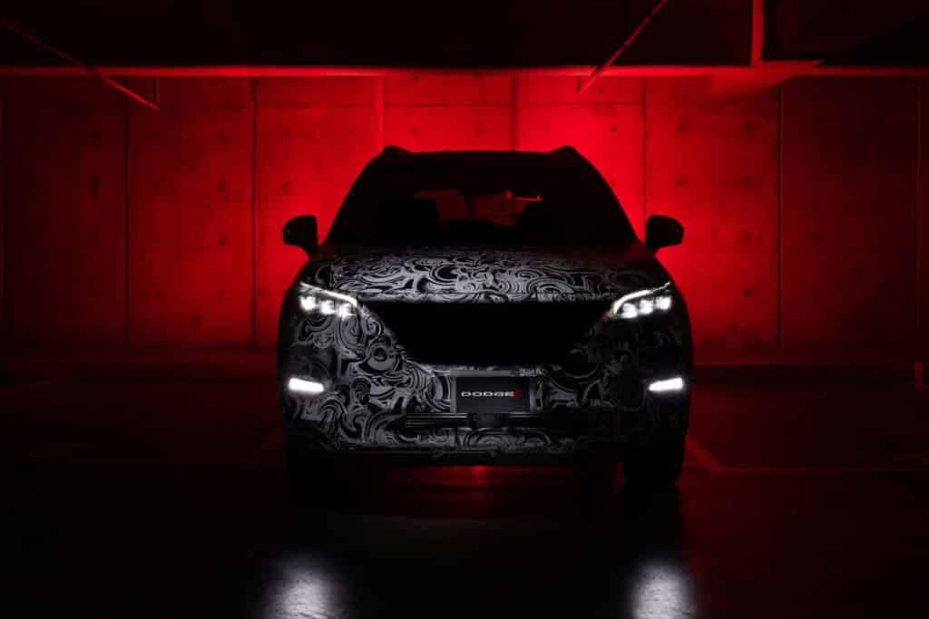 Dodge prepara la llegada de un nuevo SUV