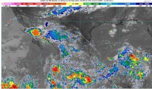 Pronóstico del Clima para el domingo 5 de septiembre