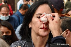 Represión en CDMX más vigente que nunca