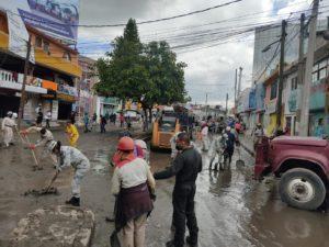 Mantiene Guardia Nacional vigilancia de ríos en Hidalgo