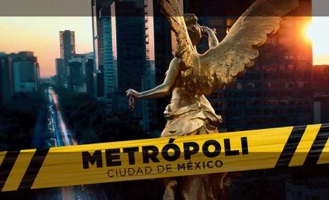 Tercera Temporada Metrópoli CDMX